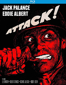 Attack! (Blu-ray Disc)