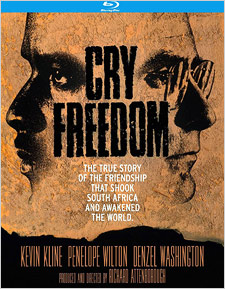Cry Freedom (Blu-ray Disc)