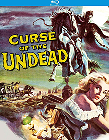 Curse of the Undead (Blu-ray Disc)