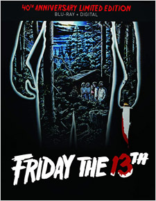 Friday the 13th Steelbook (Blu-ray Disc)