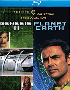 Genesis II/Planet Earth (Blu-ray Disc)
