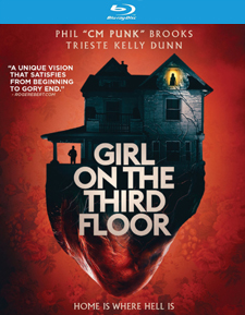 Girl on the Third Floor (Blu-ray Disc)