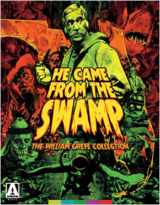 He Came from the Swamp (Blu-ray Disc)