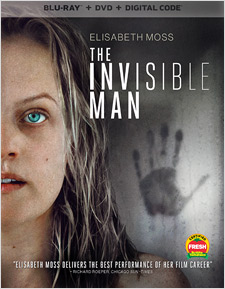 The Invisible Man (2020) (Blu-ray Disc)