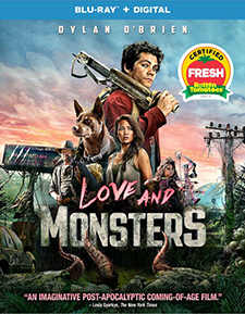 Love and Monsters (Blu-ray Disc)