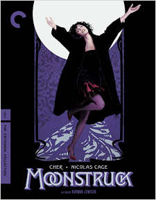 Moonstruck (Criterion Blu-ray)