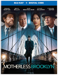 Motherless Brooklyn (Blu-ray Disc)