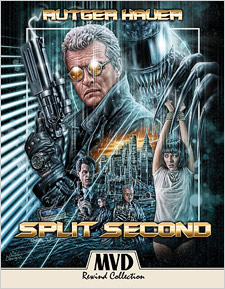 Split Second (Blu-ray Disc)