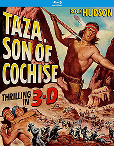 Taza, The Song of Cochise (Blu-ray 3D Disc)