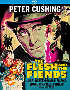 The Flesh and the Fiends (Blu-ray Disc)