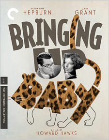 Bringing Up Baby (Criterion Blu-ray Disc)