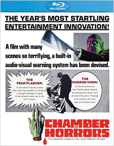 Chamber of Horrors (Blu-ray Disc)