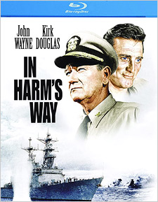 In Harm's Way (Blu-ray Disc)