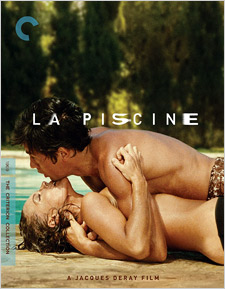 La piscine (Criterion Blu-ray Disc)