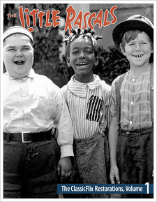 The Little Rascals: The ClassicFlix Restorations, Volume 1 (Blu-ray Disc)