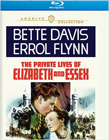 The Private Lives of Elizabeth and Essex (Blu-ray Disc)