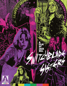 Switchblade Sisters (Blu-ray Disc)