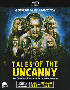 Tales of the Uncanny (Blu-ray Disc)