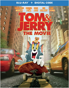 Tom and Jerry: The Movie (Blu-ray Disc)