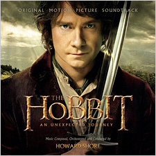 The Hobbit: An Unexpected Journey - Soundtrack (CD)
