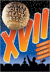 Mystery Science Theater 3000: Volume XVII (DVD)