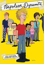 Napoleon Dynamite: The Complete Animated Series (DVD)
