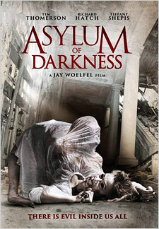 Asylum of Darkness (DVD)