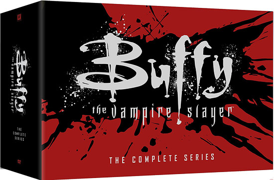 Buffy the Vampire Slayer: The Complete Series (DVD)