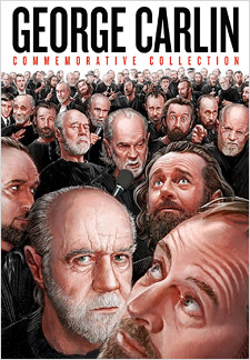 George Carlin: Commemorative Collection (DVD)