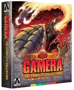 Gamera: The Complete Collection (Blu-ray)