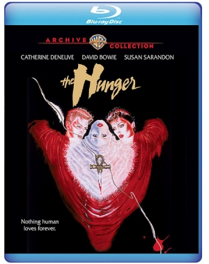 Warner Archive's The Hunger on Blu-ray