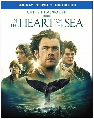 In the Heart of the Sea on Blu-ray