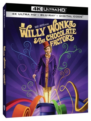 Willy Wonka & the Chocolate Factory (4K Ultra HD)