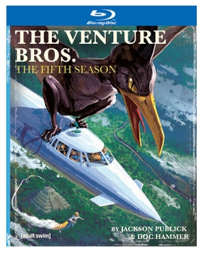 The Venture Bros: Season 5 set for BD!