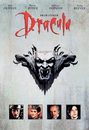 Bram Stoker's Dracula one sheet