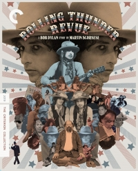 Rolling Thunder Revue: A Bob Dylan Story by Martin Scorsese (Blu-ray Disc)
