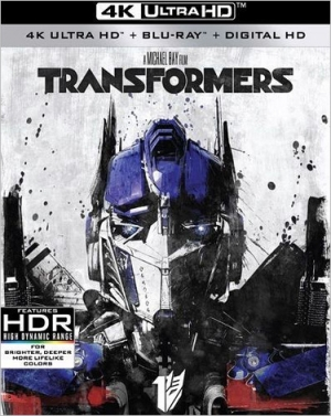 Transformers on 4K Ultra HD