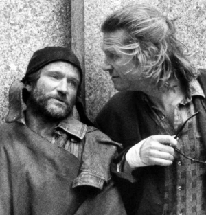 Terry Gilliam's The Fisher King on Blu-ray