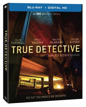 True Detective: Season Two on Blu-ray