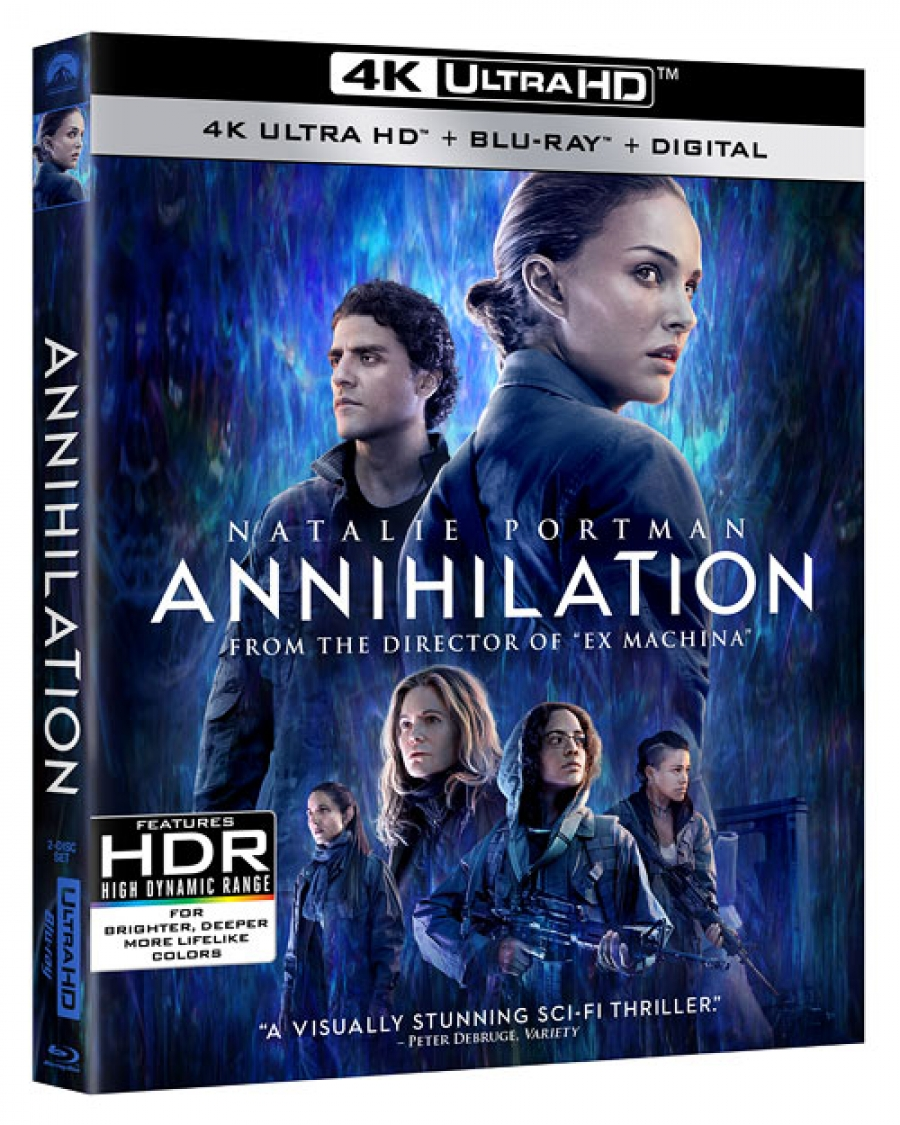 Criterion reveals its July titles, plus Annihilation, Red Sparrow