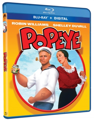 Popeye (Blu-ray Disc)
