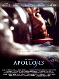 Apollo 13 (one sheet)