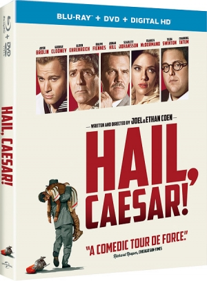 Hail, Caesar! on Blu-ray