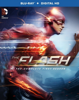 Flash: Season One on Blu-ray