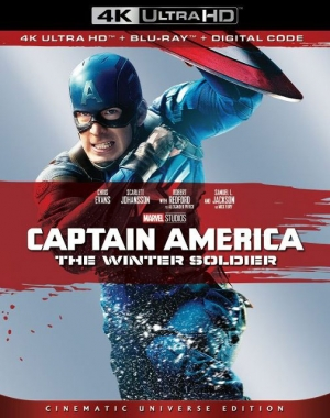 Captain America: The Winter Soldier (4K Ultra HD)