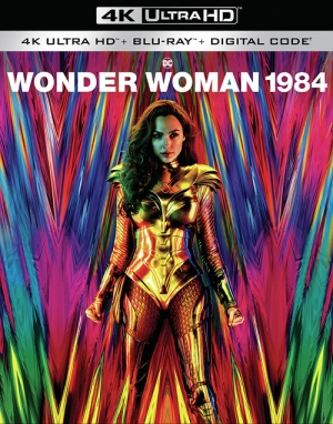 Wonder Woman 84 (4K Ultra HD)