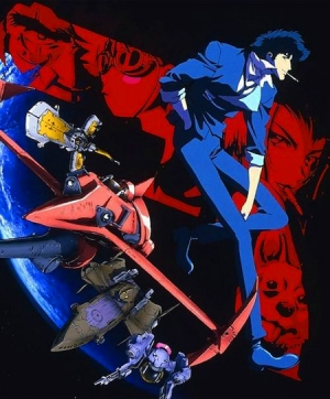 Cowboy Bebop coming in December on BD