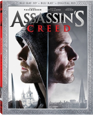 Assassin's Creed (Blu-ray 3D Combo)