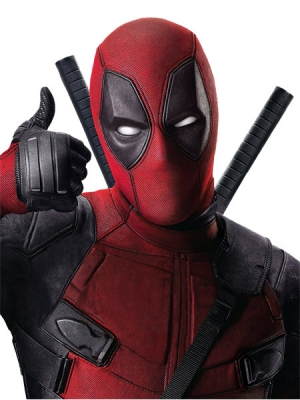 Deadpool coming on 5/10