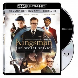 Kingsman: The Secret Service on UHD Blu-ray